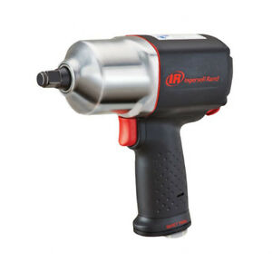 Ingersoll Rand 1 2 Quiet Air Impact Wrench 2135qxpa New