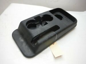 2005 Honda Element Ex Awd Center Console Trim Cup Holder Oem 2003 2004 2006