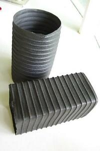 1954 1955 1956 Ford Mercury New Square Round Accordion Air Ducts 54 55 56