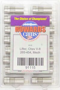 Howards Racing Components 91115 Solid Lifters Chevy V8