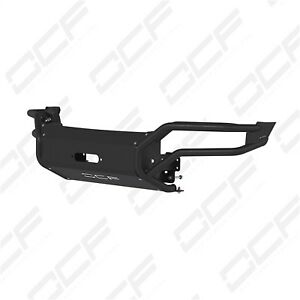 Mbrp Exhaust 183099 Full Width Winch Bumper Fits 16 17 Tacoma