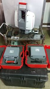 3d High Definition Laser Scanner Leica Scanstation 2 High Speed Surveying Survey