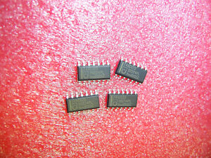 Qty 2 140 Pcs 74hc02d Sop 14 74hc02 Hc02 Smd Quad 2 input Nor Gate new Ic