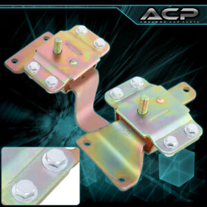 Heavy Duty Motor Mount For 96 97 98 99 00 01 02 03 04 Ford Mustang 4 6l 2 Pieces