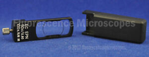 Zeiss Microscope Dic Slider 1170 901 Ec Epn 50x 0 80 And 100x 0 90 Hr Objective