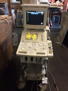 Toshiba Powervision 6000 Ultrasound System Power Vision