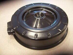 1959 64 Chevy Truck V8 Two Or Four Barrel Snorkel Type Air Cleaner Lid Rat Rod