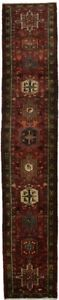 Stunning Design Over Sized Runner Gharajeh Persian Rug Oriental Area Carpet 3x14