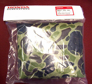 New Honda Generator Camouflage Cover 08p57 zs9 00g Fits Model Eu3000is