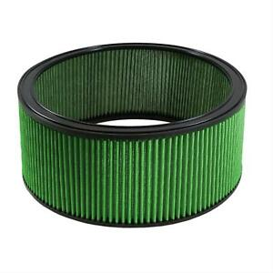 Green High Performance Factory Replacement Air Filter 2160