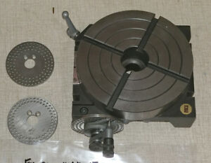 Emco Maximat Super 11 Lathe Fb 2 Mill Rotary Table 1 Pn 745000 Indexing 0605