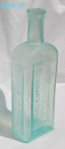 Great Old Madam Yale S Fruit Cure Woman S Tonic Old Patent Medicine Bottle