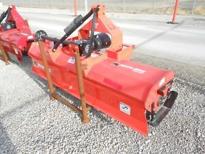 Rotary Tiller Bush Hog Rt84g 84 Gear Drive 3pt Pto Tiller 45 65hp made In Usa