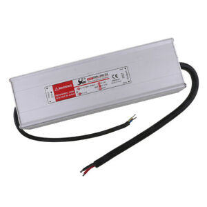 Waterproof Led Driver Transformer Power Supply Adapter Ac To Dc 24v 8a 200w