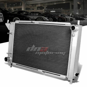 For 1996 Ford Mustang Gt Svt V8 Mt 3 row Full Aluminum Racing Cooling Radiator