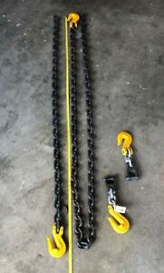 Holmatro Pulling Chain Set 5 10 Extra Hooks For Self Contained Rescue Tool