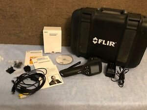 Mint Condition Flir E40 Infrared Thermal Imaging Camera Ir Imager