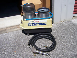 Heated Carpet Cleaner Cp 3 Thermax Extractor Auto Detailing