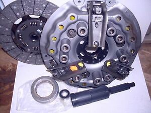 Ford 2000 2100 2110 3000 3100 3120 3190 3300 3310 15 Spline Tractor Clutch Kit