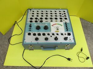 Vintage B k 707 Dynamic Mutual Conductance Tube Tester