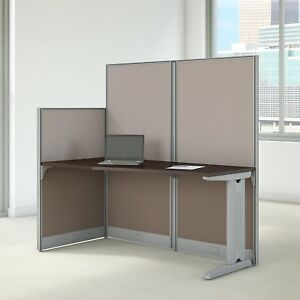 Bush Business Furniture Office In An Hour Straight Workstation