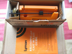 Lyman Archer's Accuscale 1005 Gr Precision Scale W Reloading Booklet