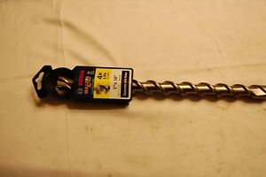 Bosch 1 X 18 Hammer Drill Bit Sds Plus For Concrete With Rebar Hcfc2267
