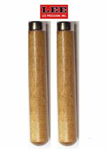 BM1184 Replacement Wood Handles for Lee 2 & 6 Cavity Molds  ( PAIR = 2 ) New!
