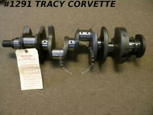 1962 1967 Chevy 327 3782680 Forged Small Journal Crankshaft Fresh Grind 020 020