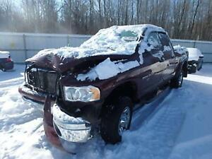 Automatic Transmission 2003 Dodge Ram 2500 4x4 8 0l Only 84k Miles