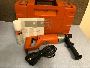 Excellent Fein Handheld Metalcore Core Drill Drilling System Kbh25 W Case