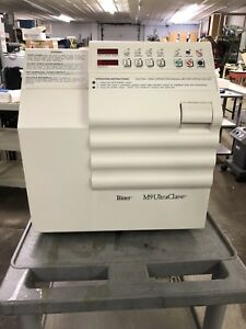 Ritter M9 Ultraclave Autoclave