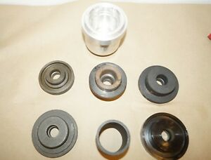 Set Of 7 Dodge Awd Factory Seal Bearing Installers Tools