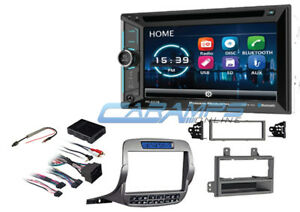 New Power Acoustik Bluetooth Stereo Radio Aux Cd Player W Install Kit For Camaro