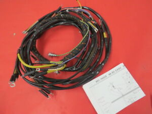 1948 50 Ford Pickup V8 New Original Type Dash Wiring Harness 8rc 14401