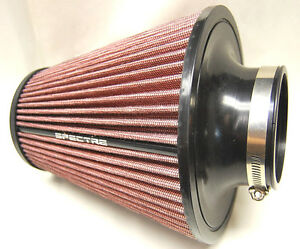 Spectre Air Intake Replacement Filter Hpr9611 889611 Hpr 9611 3 5 89mm Inlet