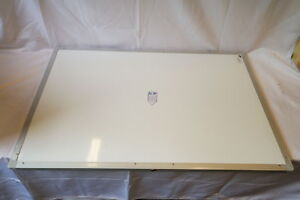Luxor 24 W X 36 H Double Sided Magnetic Whiteboard