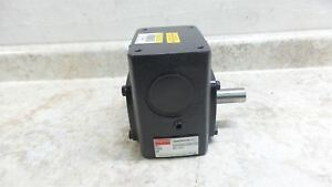 Dayton 6z444 0 5 Max Input Hp 35 Output Rpm Indirect Drive Speed Reducer