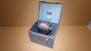 Dumore 44 011 Lathe Tool Post Grinder With Case