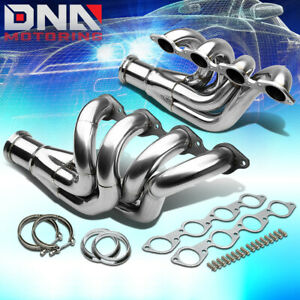 Up Forward Header For Chevy Big Block Bbc 396 427 454 507 572 Exhaust Manifold