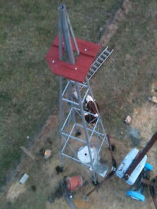 33ft Aermotor Windmill Style Tower New
