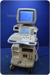 Ge Medical Logiq 9 Ultrasound System W 2 Probes 206524