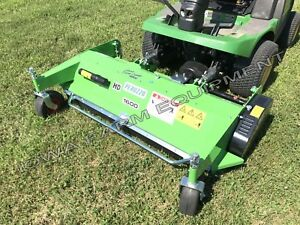 Flail Deck John Deere Front Mount Mower Peruzzo 1800hd 72 Finish