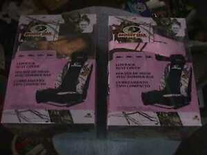New Mossy Oak Low Back Bucket Interior Seat Covers Pink Camouflage Set Of 2