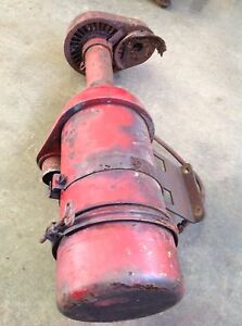 Farmall M Air Cleaner Assembly