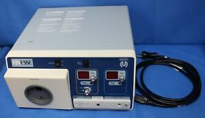 Utah Medical Finesse Esu 100 Electrosurgical Electrosurgery W Smoke Evacuation