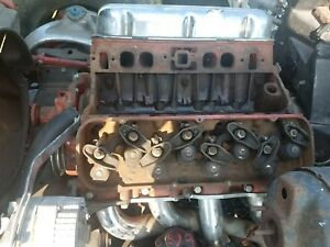 1969 Corvette 427 454 L88 Ls6 3963512 Block Engine