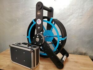 150 Feet Sewer Camera Pipe Inspection Video System Drain Video Inspection