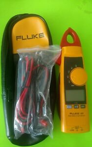 Fluke 365 Detachable Jaw True rms Ac dc Clamp Meter