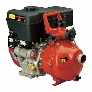 Twin Impeller Water Pump 1in 1 1 2in Ports 7200 Gph 144 Psi